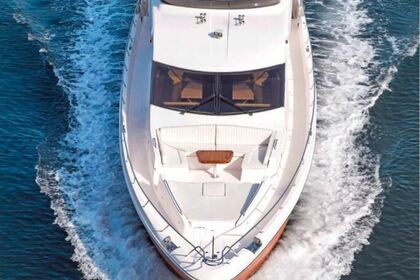 Rental Motor yacht Majesty 80 Dubai
