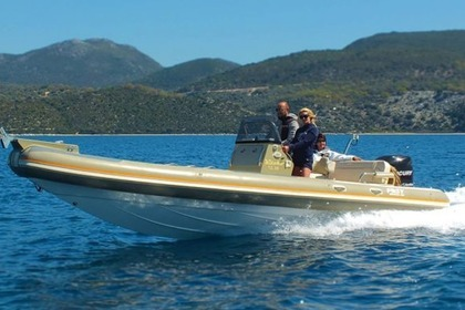 Charter Motorboat Fost Obssesion 740 Lefkada
