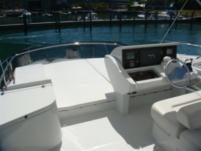 Motorboat Ferreti 460 Platinum for rental