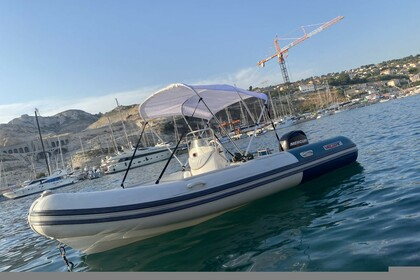 Location Semi-rigide Valiant 550 Comfort Marseille
