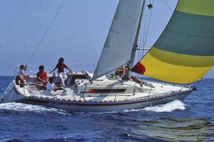 Location Voilier Beneteau First 32 Toulon