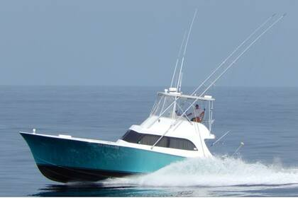 Aluguel Lancha Carolina Sport fisher boat Morehead City