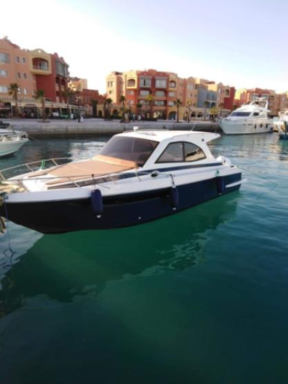 Charter Motorboat Windy Private Speed Boat / Up To 10 Passengers Yamaha 350 Hp Hurghada