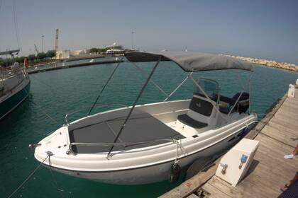 Rental Motorboat Karel 490 Vourvourou