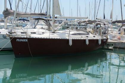 Hire Sailboat DELPHIA YACHTS 40.3 Bergen