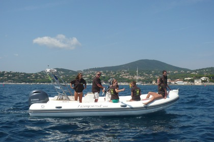 Location Semi-rigide CAPELLI Tempest 650 Sainte-Maxime