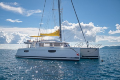 Location Catamaran FOUNTAINE PAJOT 50 Îles Sous-le-Vent