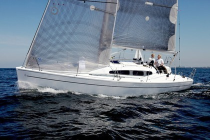 Rental Sailboat Dehler 32 Sneek