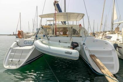 Rental Catamaran LAGOON 380