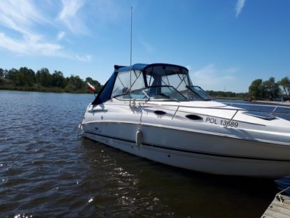 Miete Motorboot Chaparral Signature 240 Stettin
