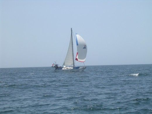 Sailboat Jeanneau Sun Fizz for hire