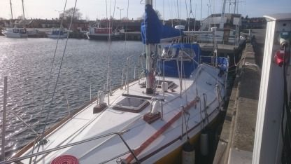 Rental Sailboat Alastair Hunter Ankh 39 Simrishamn