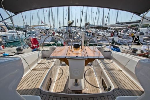 Sailboat Elan 434 Impression for hire