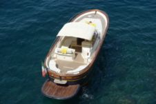 Motorboat Apreamare 38 Open