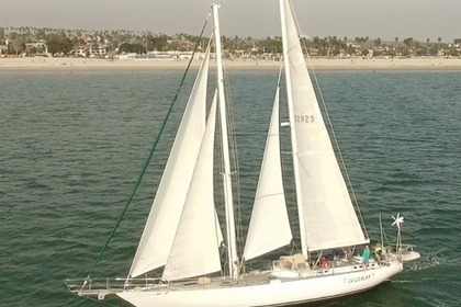 Rental Sailboat Schooner 75 Long Beach