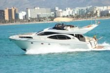 Azimut 46 Evolution in Palma zu vermieten