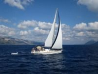 Sailboat Atlantic 50 for hire