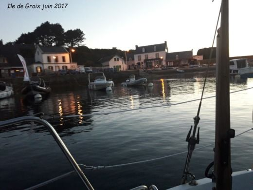 Location Voilier Gibsea 92 Lorient
