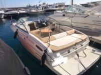 Charter motorboat in Beaulieu-sur-Mer