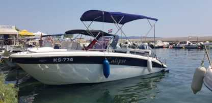 Rental Motorboat Orizzonti Calipso 20 Kaštela