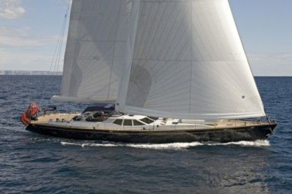 Charter Sailboat Pendennis Custom Margaret Ann Valletta
