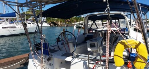 BENETEAU OCEANIS 50.5 in Saint-Martin for hire