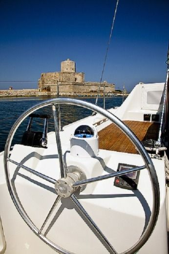 Catamarano Priviledge 12 da noleggiare