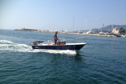 Charter Motorboat Boston Whaler 17 Rapallo