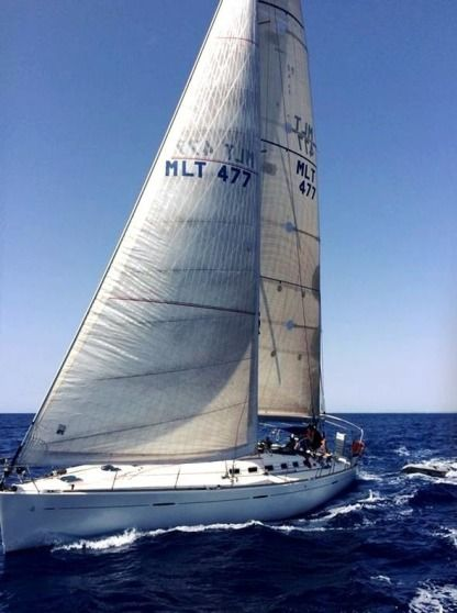 Charter Sailboat Beneteau First 47.7 Ta' Xbiex
