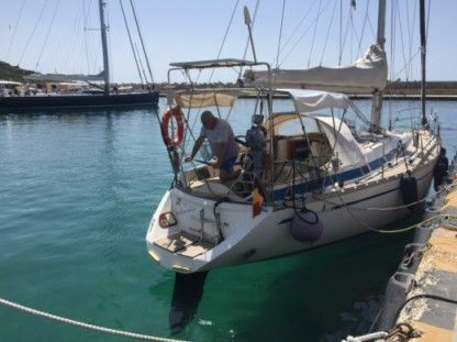 Rental Sailboat Bavaria 38 Cesenatico