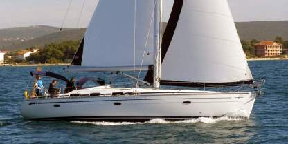 Charter Sailboat Bavaria 51 Cruiser Skiathos