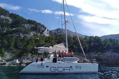 Location Catamaran Lagoon Lagoon 380 S2 Ibiza