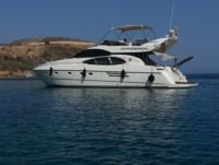 Motorboat Azimut Azimut 52 Flybridge for hire
