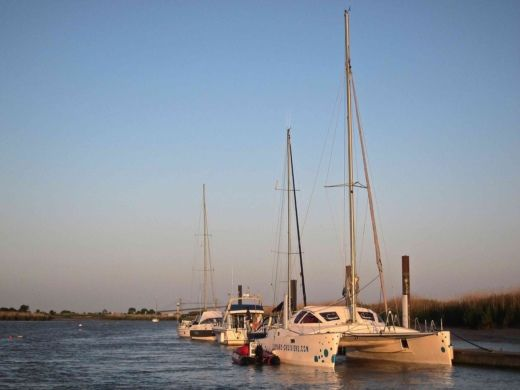 Catana 381 in La Rochelle peer-to-peer