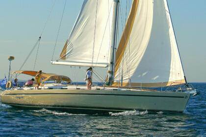 Charter Sailboat OCEAN STAR 56 Athens