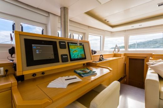 Charter catamaran in Trogir peer-to-peer