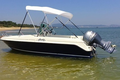 Hire Motorboat KELT azura Setubal