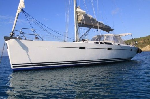 HANSE 470 in Venise for hire
