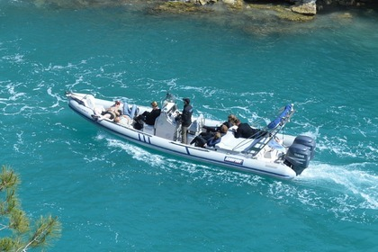 Rental RIB Scorpion 860 Athens