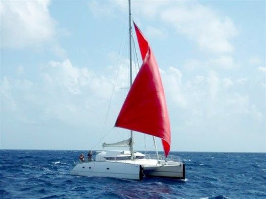 Catamaran EDEL CAT HELIOS 38 for hire