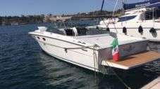 Tornado 38 Flush Deck a Bacoli
