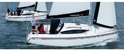 Rental Sailboat Maxus 33.1 Rs Prestige Wilkasy