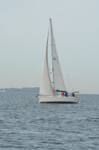 DUFOUR 50 CLASSIC in Cherbourg-en-Cotentin for hire