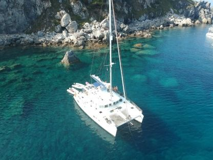 Rental Catamaran Lagoon Lagoon 440 Cannes