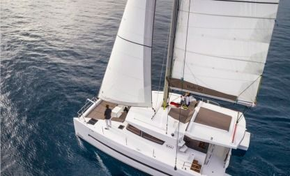 Charter Catamaran Catana Bali 4.0 Port-Vendres