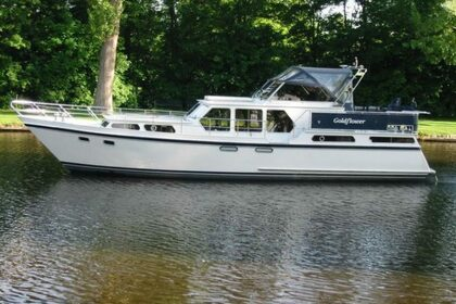 Rental Houseboat Goldflower Elite Valk 1350 Sneek