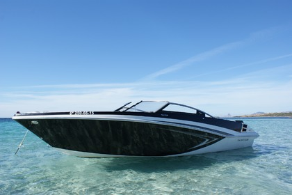 Hire Motorboat GLASTRON GT 225 Ibiza