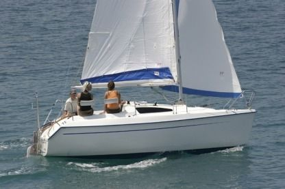 Rental Sailboat Viko 20 Cabourg