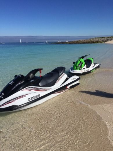 Jet ski Yamaha Fx 160 for hire
