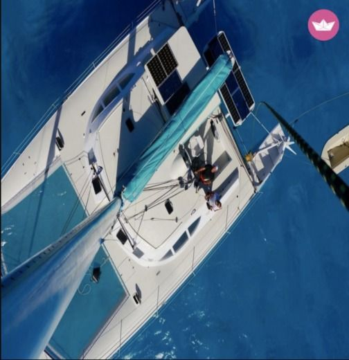Catamaran Lüscher Looping 50 Bluenote de particuliers et professionnels